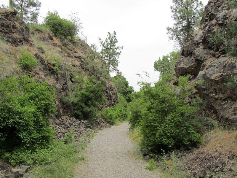Ben Burr Trail at Liberty Park