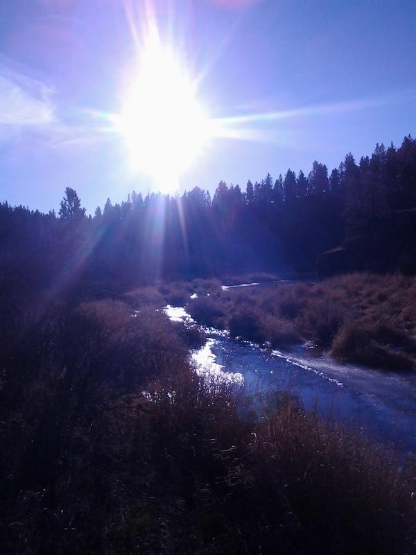 Latah Creek, 2013